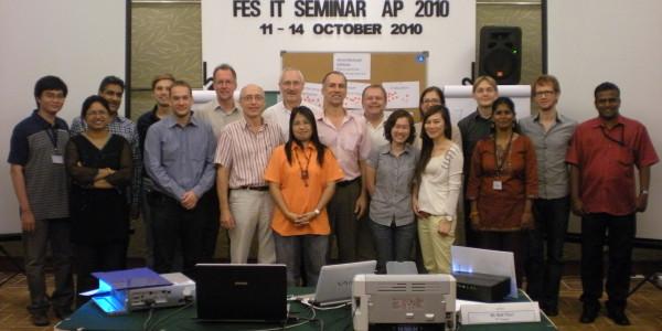 FESS IT workshop in Malaysia