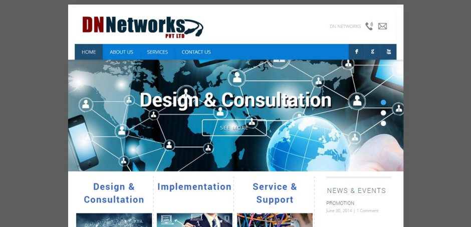 Dn Network Solutions