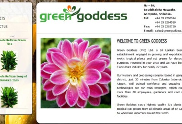 Greengoddess (Pvt) Ltd.