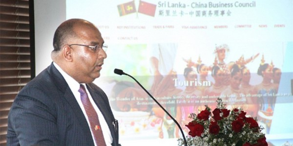 Sri Lanka – China Business Council Website Launch