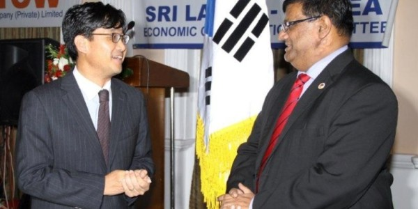 Sri Lanka – Korea Business Council Website Launch