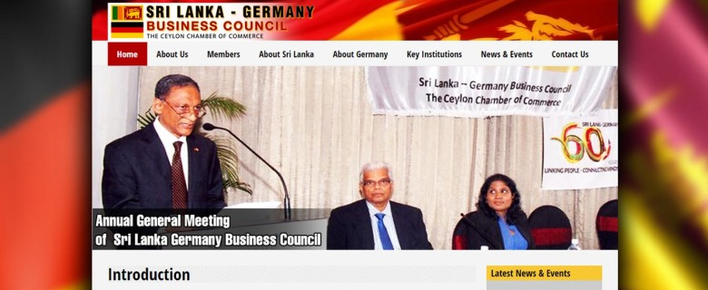 Sri Lanka – Germany Business Council