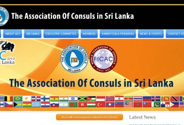The Association of Consuls in Sri Lanka