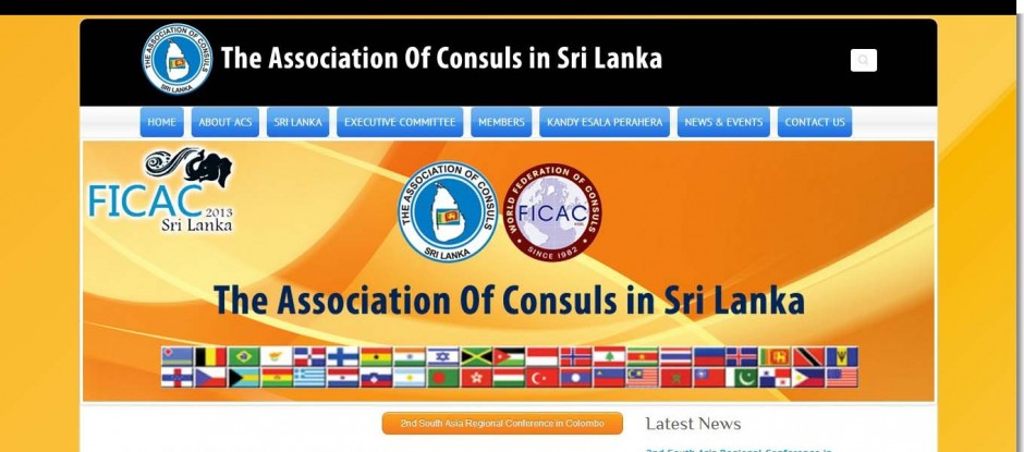 The Association of Consuls in Sri Lanka