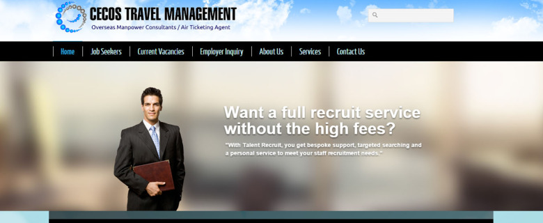 Cecos Travel Management