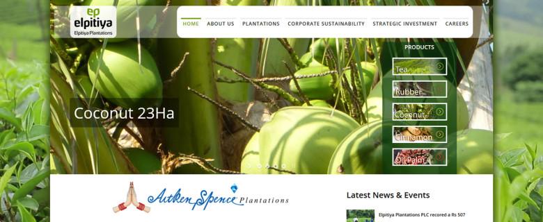 Elpitiya Plantation PLC