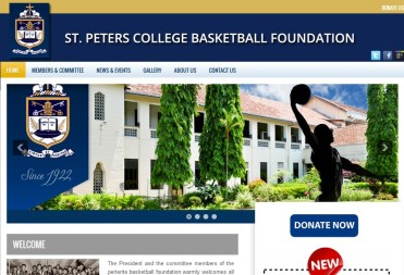 ST. Peters College Basketball Foundation