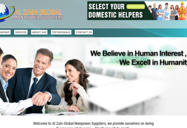 AL Zain Global Manpower Suppliers